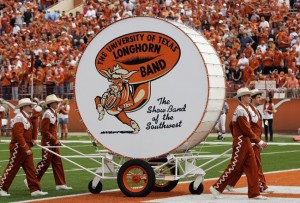Texas Longhorns Marching Band