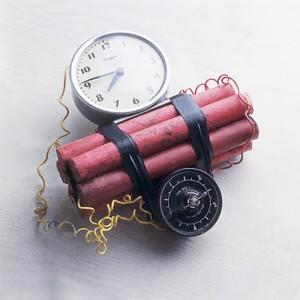 bomb w timer