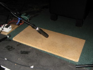 chris smither foot mic