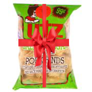 utz gift wrapped