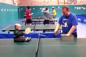 Baby Ping Pong